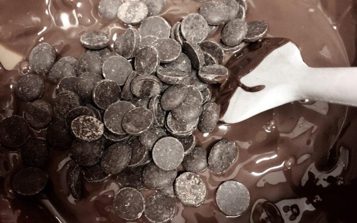 Tre enkla tal att följa för att lyckas med att temperera choklad.