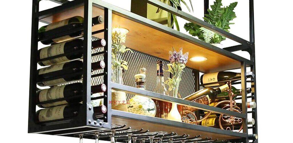 Inred din restaurang med glas